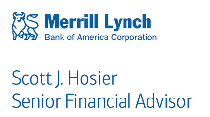 Scott Hosier, Sr. Financial Planner, Merrill Lynch