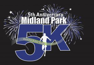 Midland Park 5th Anniversary 5K Run