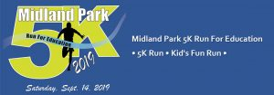 2019 Midland Park Fun Run