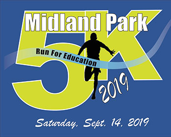 Midland Park 5K fun run 2019