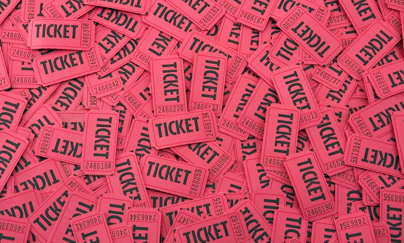 Raffle Ticket Bundle
