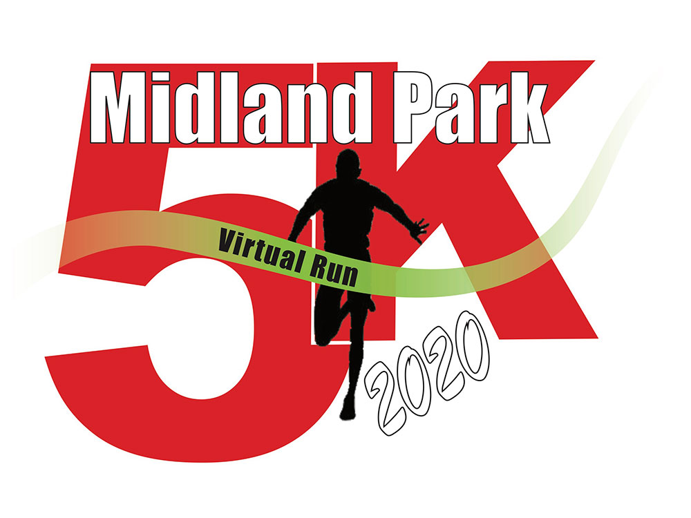 2020 5K Run logo