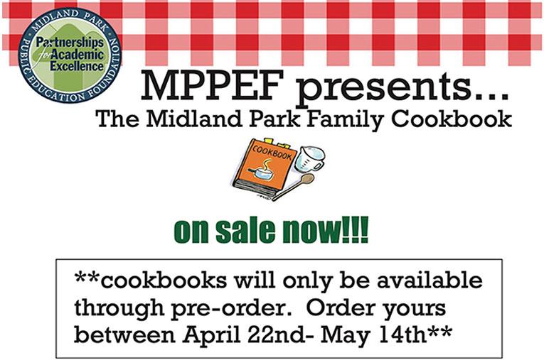 Midland Park Community Cookbook
